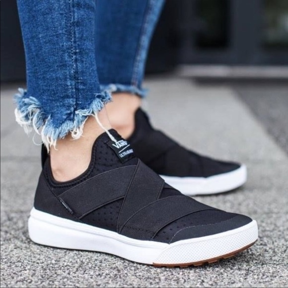 Vans Ultrarange Gore Black Shoes | Poshmark